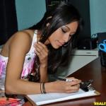 Cali Lee in 8th Street Latinas: Super Latina Snatch 01