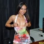 Cali Lee in 8th Street Latinas: Super Latina Snatch 03