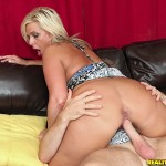 Carey Riley in Milf Hunter: Super Suds 06