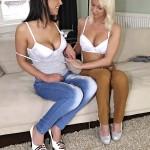 Naomi & Pamela in Euro Sex Parties: Double Sensation 01