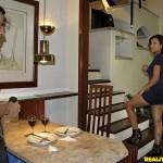Suellen Machado in Mike In Brazil: Wine and Dine 01
