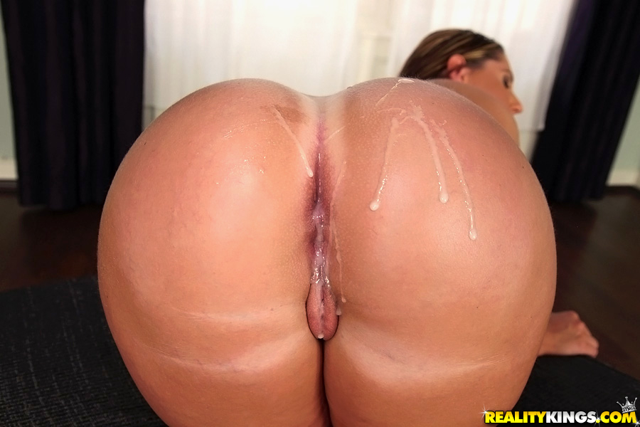 Big white fat ass porn