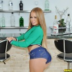 Nikki Delano in 8th Street Latinas: Body Of Beauty 01