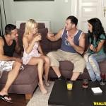 Gina Devine in Euro Sex Parties: Brazen Booties 01