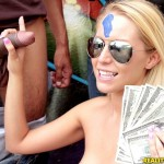 Cameron Canada in Money Talks: Naked Yoga 02