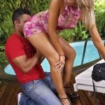 Pryscila Brandao in Mike In Brazil: The Pickup 03