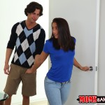 Mischa Brooks in Moms Bang Teens: Learning Sexercise 01