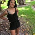 Minnie Smalls in Street Blowjobs: In To Deep 01