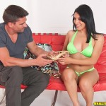 Liv Aguilera in 8th Street Latinas: Love for Liv 02