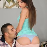 Adele Sunshine in Mikes Apartment: Delicious Adele 02