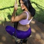 Manuela Amorina in Mike In Brazil: Play Time 04